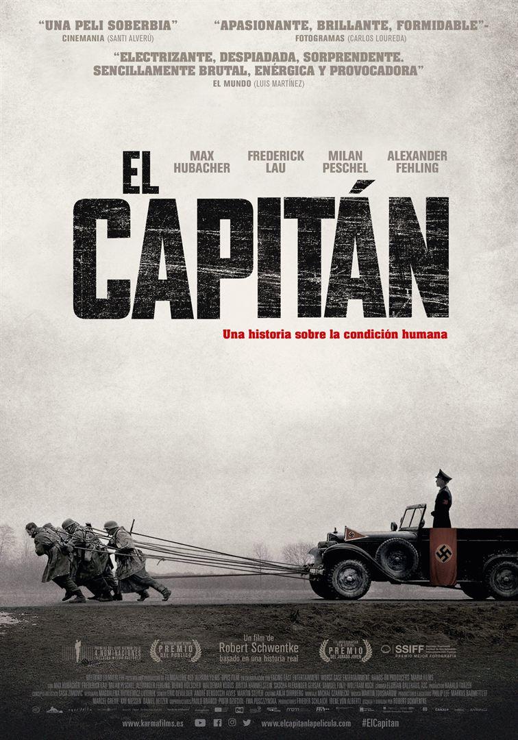 El Cine y La Historia: El Capitán