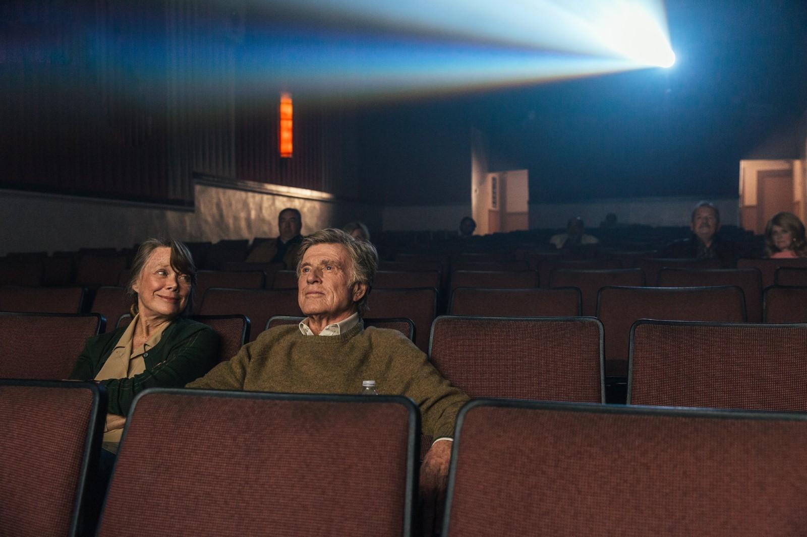 The old man and the gun dirigida por David Lowery