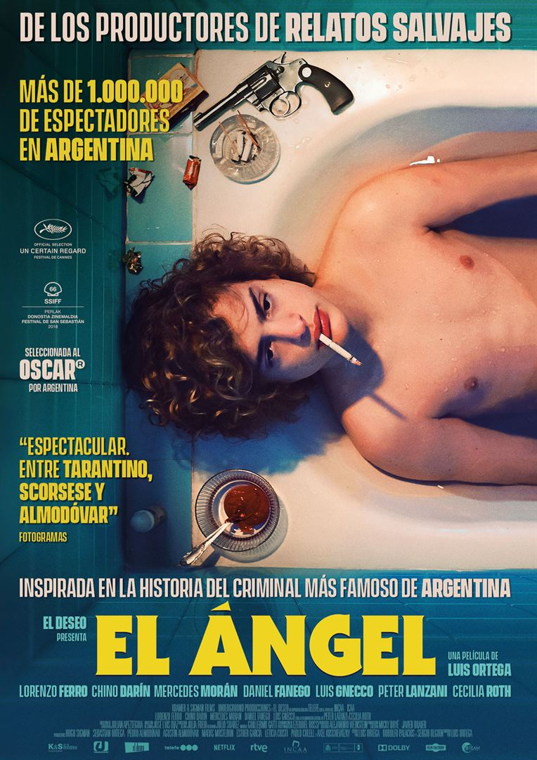 El Angel - Cartel