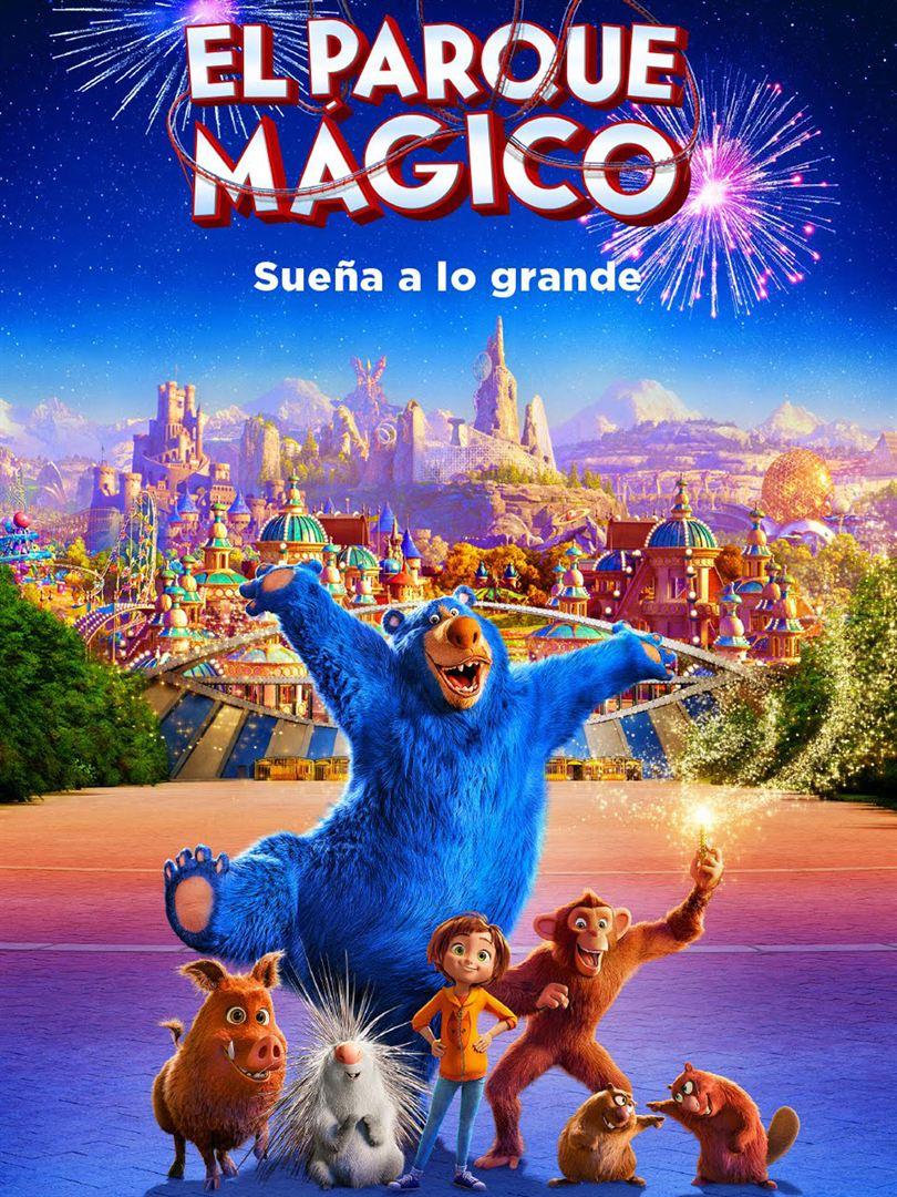 Parque Magico - Cartel