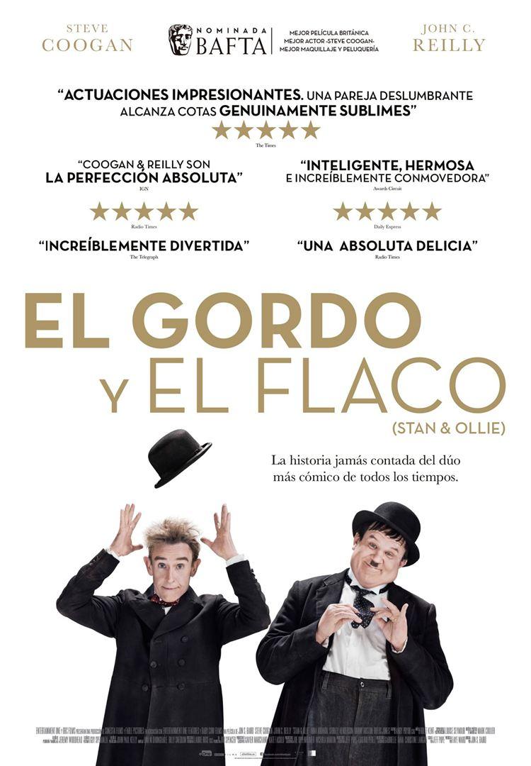 El_Gordo_y_El_Flaco - Cartel