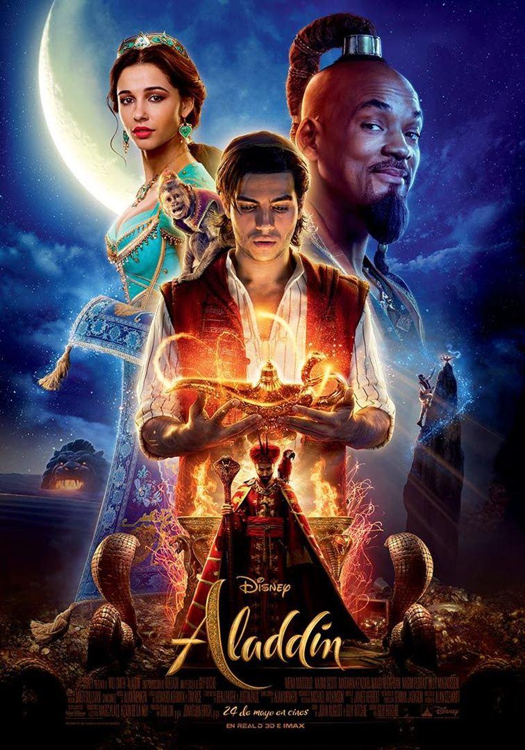 Aladdin - Cartel