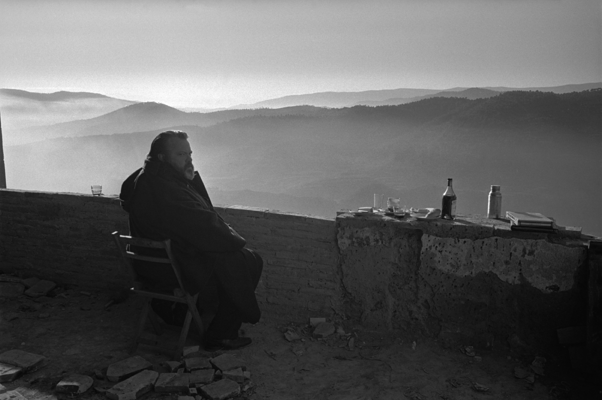 La mirada de Orson Welles, documental dirigido por Mark Cousins