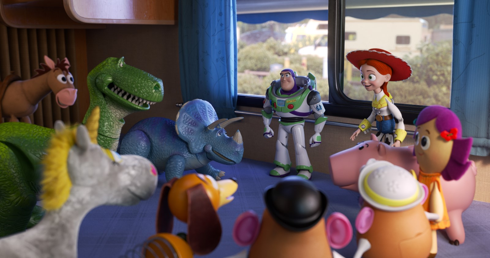 Toy Story 4 dirigida por Josh Cooley