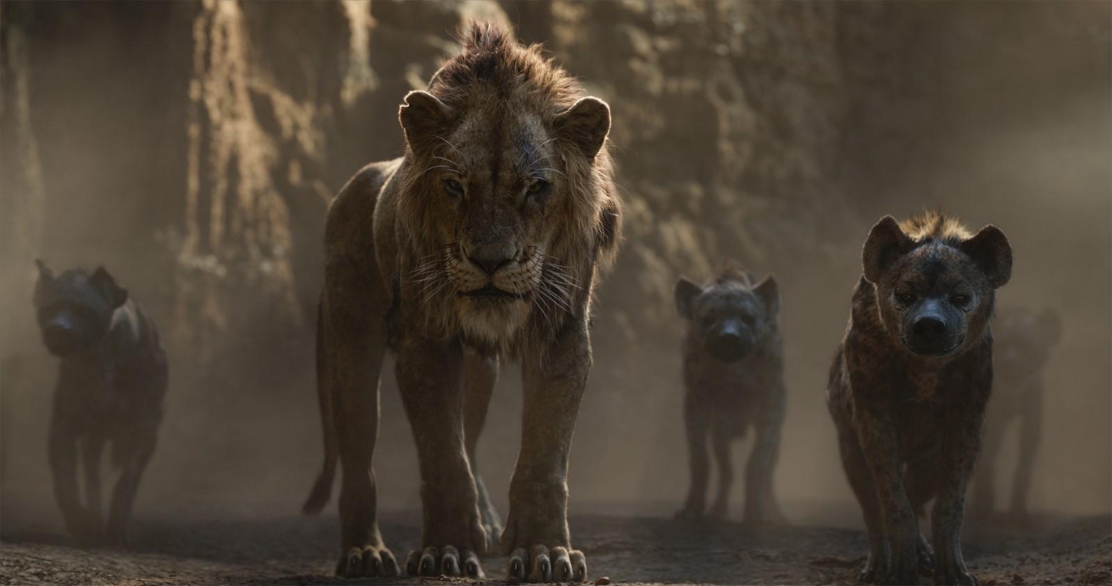El Rey León dirigida por Jon Favreau