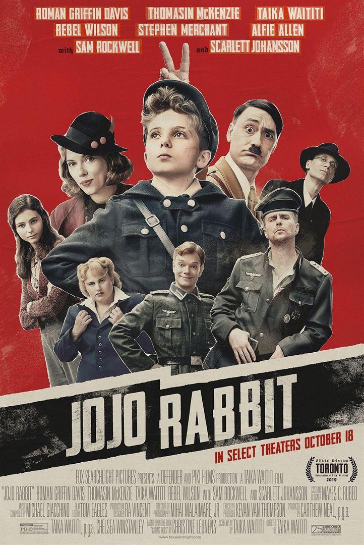 Jojo Rabit - Cartel