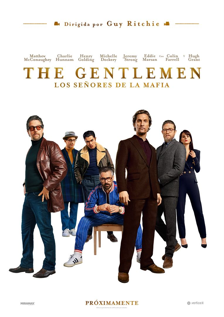 The Gentlemen: Los señores de la mafia - Cartel