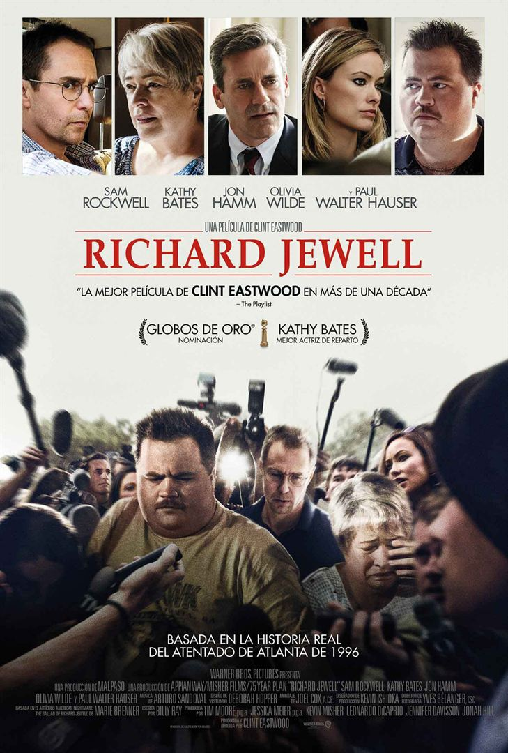 Richard Jewell - Cartel