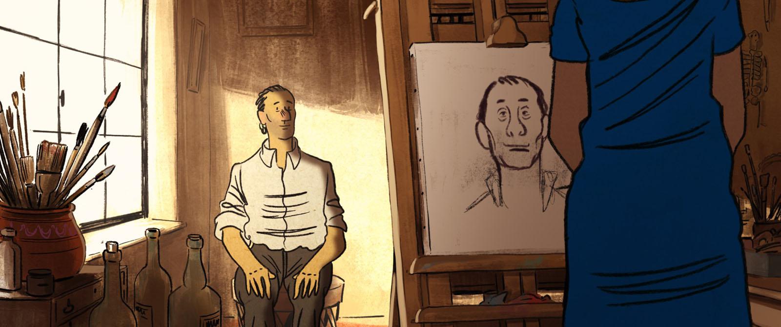 Josep, película de animación dirigida por Aurel