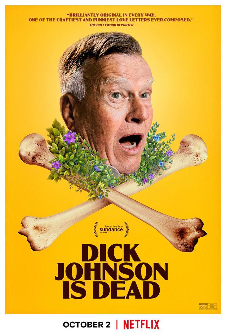 Descansa en paz, Dick Johnson - Cartel