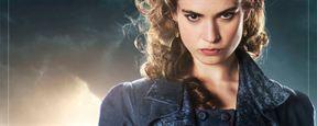 Así empieza 'Orgullo + prejuicio + zombis', la película con Lily James