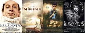 Las 12 películas más premiadas en la historia de los Goya