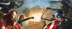 'Capitán América: Civil War': Los dos bandos se enfrentan en el nuevo spot de la Super Bowl