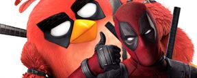 'Angry Birds. La película': Red rinde homenaje a 'Deadpool' en esta nueva imagen
