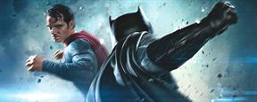 'Batman v Superman': Ben Affleck y Henry Cavill, a puñetazos en los últimos pósteres