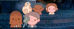 'Star Wars: El despertar de la Fuerza', contada a través de emojis