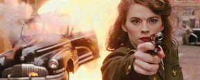'Capitán América: Civil War': Hayley Atwell desaprueba la relación entre Steve Rogers y Sharon Carter