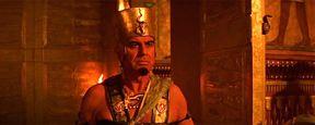 Muere a los 74 años Aharon Ipalé, el faraón Seti I de 'La momia' y 'El regreso de la momia'