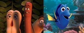 Un cine de EE.UU pide perdón por proyectar el tráiler de 'La fiesta de las salchichas' antes de 'Buscando a Dory'