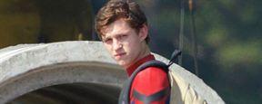 'Spider-Man: Homecoming': Nuevos detalles sobre una de las escenas del rodaje