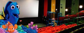 Madrid ya cuenta con la primera sala de cine para niños de Europa