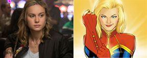 CONFIRMADO: Brie Larson será Captain Marvel en el Universo Cinemático de Marvel