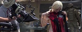 'Escuadrón Suicida': Primer vistazo al disfraz de bufón de Harley Quinn