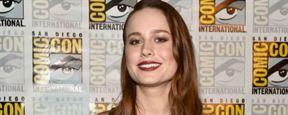 'Captain Marvel': Brie Larson agradece a los fans su apoyo