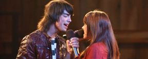 'Camp Rock': Demi Lovato y Joe Jonas recrean su actuación en la película de Disney Channel