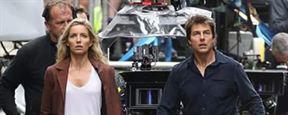 Nuevas imágenes de Tom Cruise en el rodaje de 'La Momia' en Londres