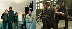 """Un 'crossover' entre 'Fear The Walking Dead' y 'The Walking Dead' sigue siendo """"muy difícil"""""""