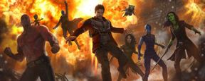 El supuesto error que los fans de 'Guardianes de la Galaxia Vol. 2' han encontrado en el último 'concept art'