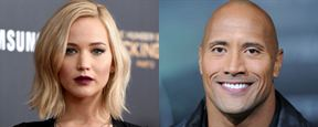 Jennifer Lawrence y Dwayne Johnson son los actores mejor pagados de 2016