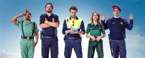 La comedia española 'Cuerpo de élite' lidera la taquilla del fin de semana
