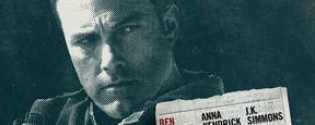 'El contable': Primer póster en español de lo nuevo de Ben Affleck