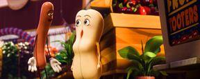 'La fiesta de las salchichas': la comedia animada para adultos de Seth Rogen sorprende a la crítica