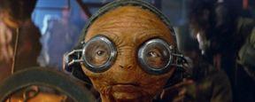 'Star Wars: Episodio VIII': ¿Explorará la saga la relación entre Chewbacca y Maz Kanata?