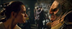 'Star Wars: El despertar de la Fuerza': Rey y Chewbacca se enfrentan a Unkar Plutt en esta escena eliminada de la película