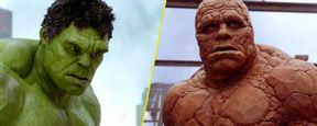 Stan Lee responde a la pregunta de quién ganaría en una lucha entre Hulk y La Cosa