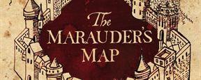 'Harry Potter y el prisionero de Azkaban': Así se diseñó el Mapa del Merodeador