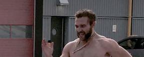 'Escuadrón suicida': Jai Courtney explica por qué corría desnudo en el set persiguiendo a David Ayer