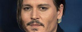 Johnny Depp es el actor más sobrevalorado de Hollywood por segundo año consecutivo