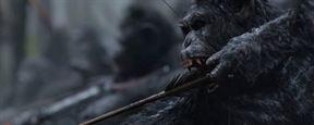 'War for the Planet of the Apes': Simios y humanos, preparados para la batalla en las nuevas imágenes