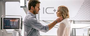 'Passengers': Mira un 'time-lapse' de la transformación de Chris Pratt en la película