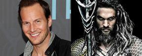 'Aquaman': Patrick Wilson formó parte del Universo Cinematográfico de DC y (quizás) no te diste cuenta