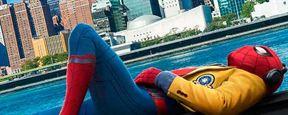 'Spider-Man: Homecoming': Nuevos pósters de la película con guiño a 'Los Vengadores'