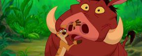'El Rey León': La versión de acción real ha encontrado a su Timón y a su Pumba
