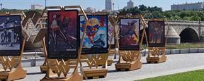 'Wonder Woman': Disfruta desde este viernes de una nueva exposición en Madrid Río
