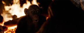 'La guerra del Planeta de los Simios': Simio Malo, protagonista del nuevo tráiler en castellano de la película