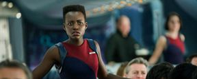 'Black Panther': Lupita Nyong'o estuvo en la Comic-Con disfrazada de Ranger Rosa